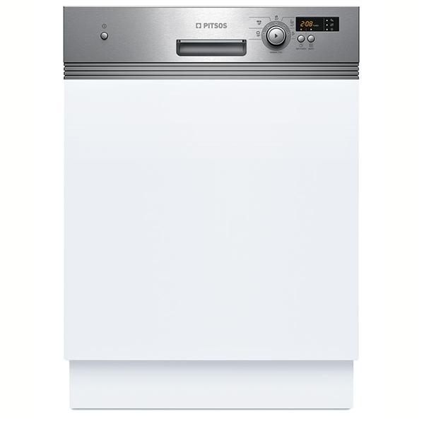 Pitsos DIT5515 Εντοιχιζόμενο Πλυντήριο Πιάτων 60cm