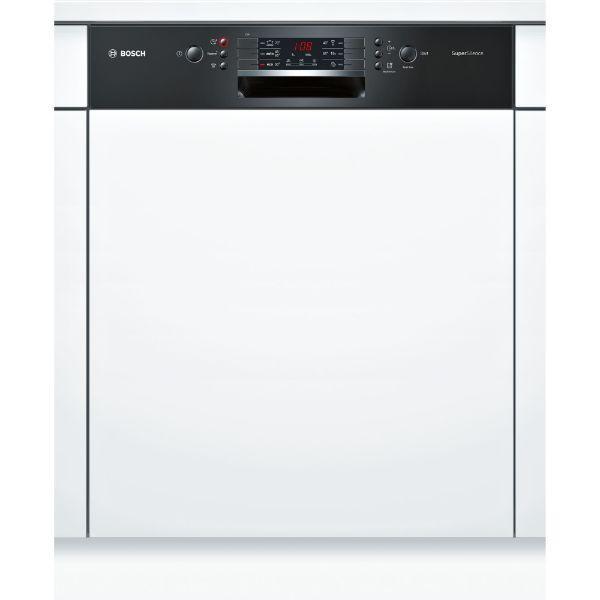 Bosch SMI46NB03E Μαύρο Εντοιχιζόμενο Πλυντήριο Πιάτων 60cm