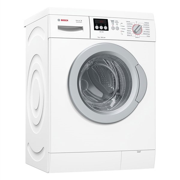 Bosch WAE 20267 GR Πλυντήριο Ρούχων