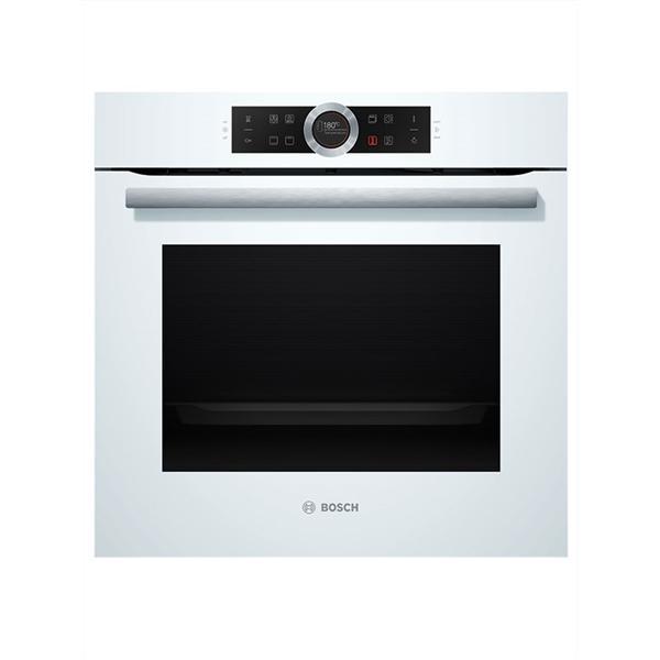 Bosch HBG634BW1 Λευκός Φούρνος Εντοιχιζόμενος