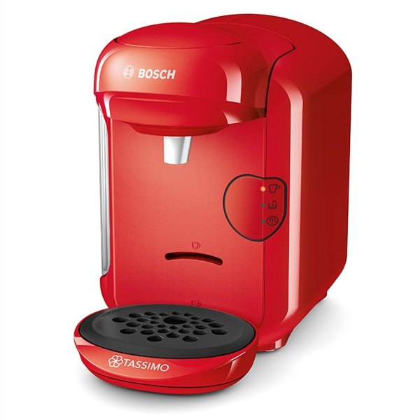 Bosch Vivy2 TAS1403 Κόκκινη Πολυκαφετιέρα