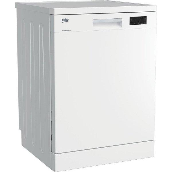 Beko DFN 16410 W Λευκό Πλυντήριο Πιάτων 60cm