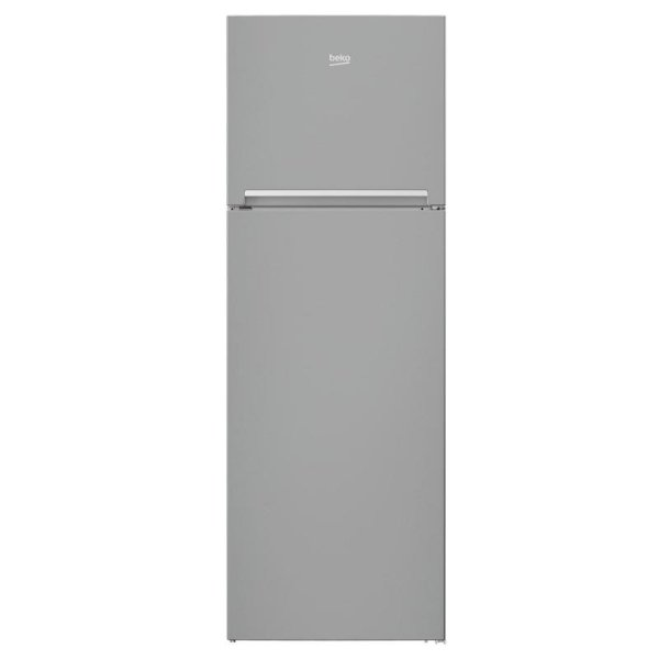 Beko RDNE350K20X Inox Ψυγείο Δίπορτο