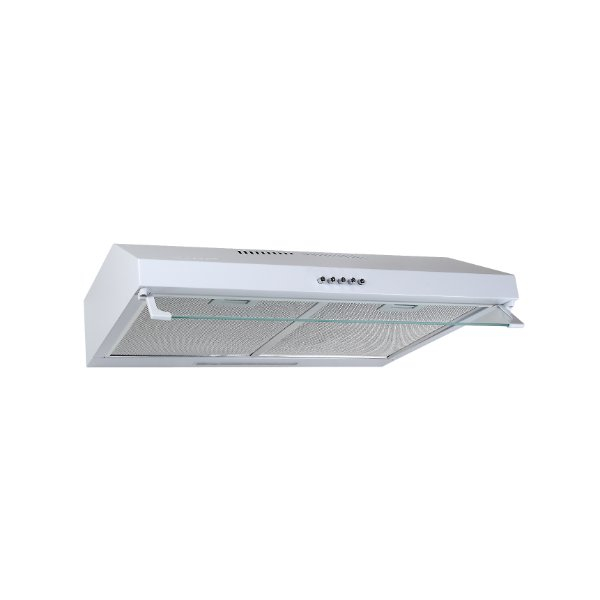 Carad JET FS460WH60 Λευκός Απορροφητήρας Απλός