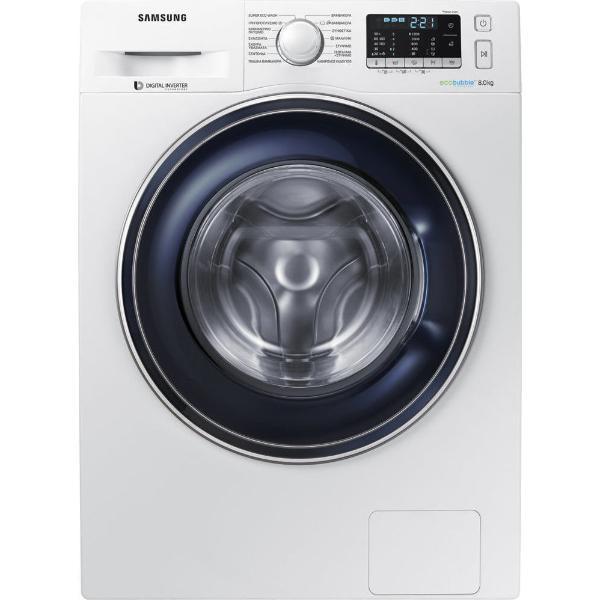 Samsung WW80J5245FW Πλυντήριο Ρούχων