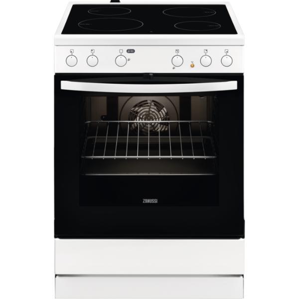 Zanussi ZCV65050WA Κουζίνα Κεραμική
