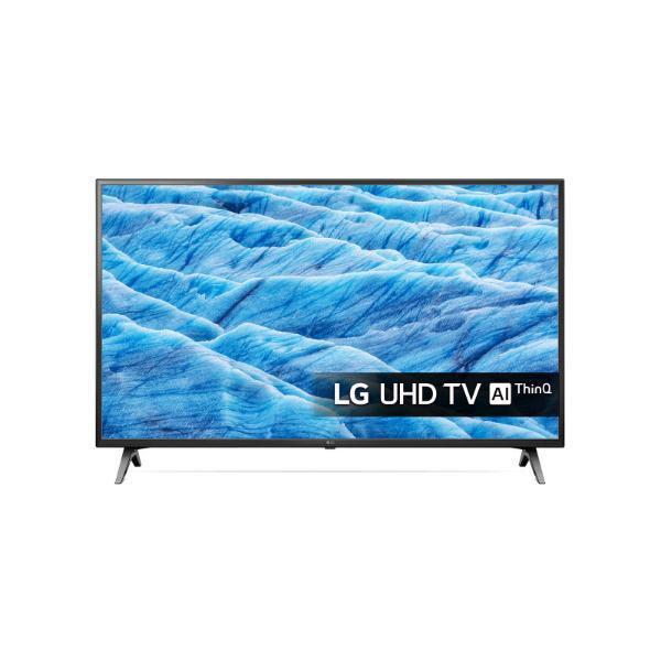 LG 49UM7100PLB Τηλεόραση Δορυφορική 4K Smart TV