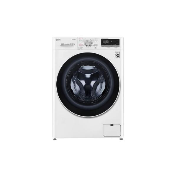LG F4WV508S0 8Kg Ατμού Πλυντήριο Ρούχων