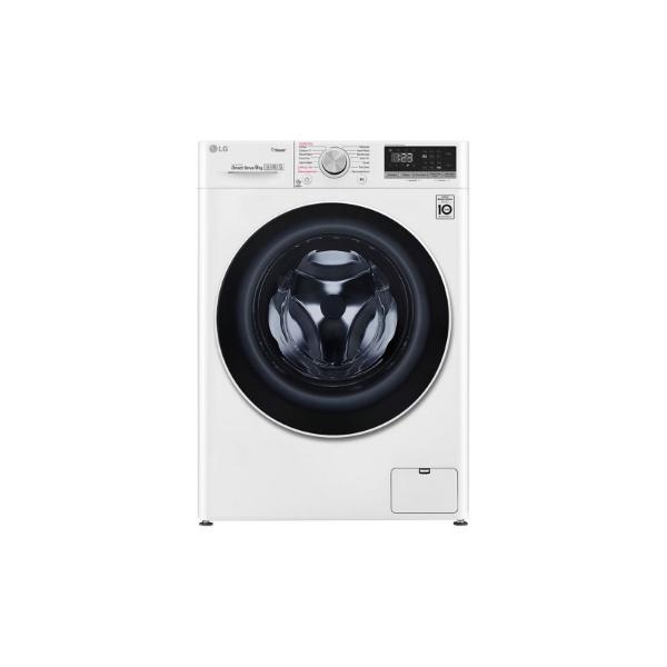 LG F4WV509S0 9Kg Ατμού Πλυντήριο Ρούχων