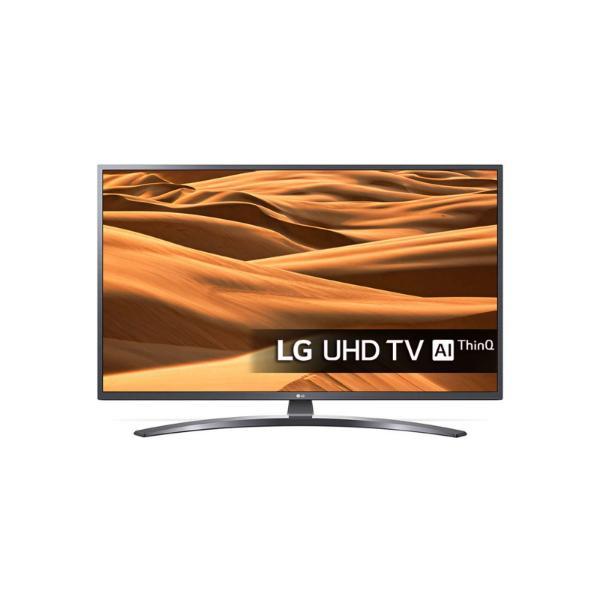 LG 43UM7400PLB Τηλεόραση Δορυφορική 4K Smart TV