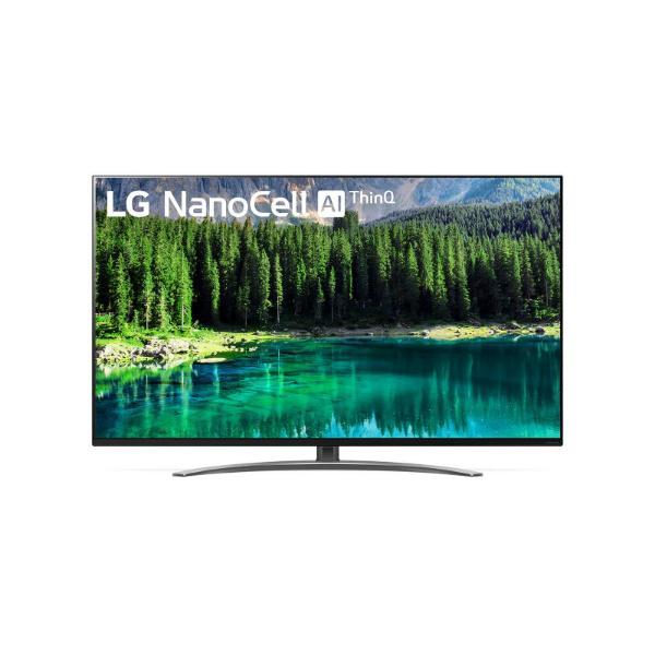 LG 65SM8600PLA Τηλεόραση Δορυφορική 4K Smart TV