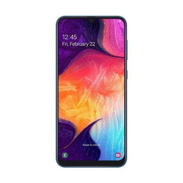 Samsung SM-A505F 4GB/128GB BLUE Κινητό Smartphone