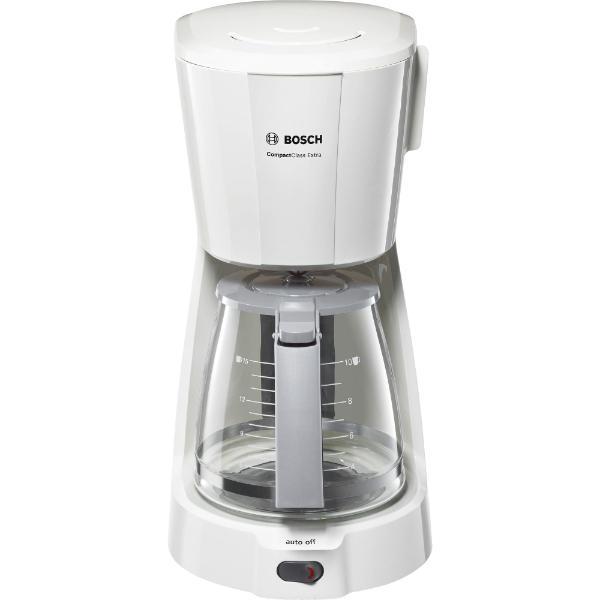 Bosch TKA3A031 Λευκή Μηχανή Καφέ Φίλτρου