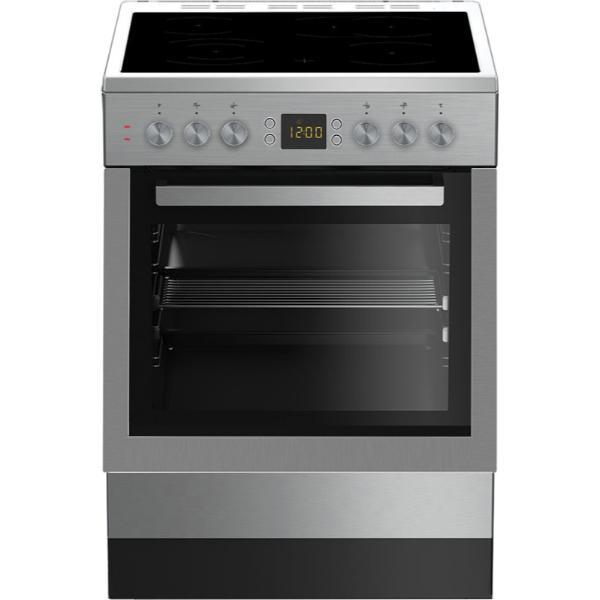 Blomberg HKN 8331 E INOX Κουζίνα Κεραμική
