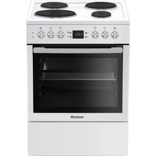 Blomberg HMN 8331 A Λευκή Κουζίνα Εμαγιέ