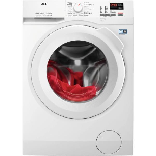 AEG L6FEK28WG 8Kg Πλυντήριο Ρούχων