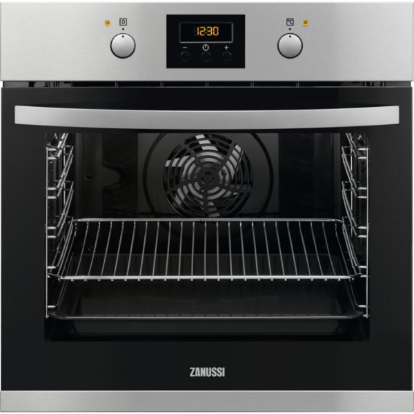 Zanussi ZOB25602XU Φούρνος Εντοιχιζόμενος