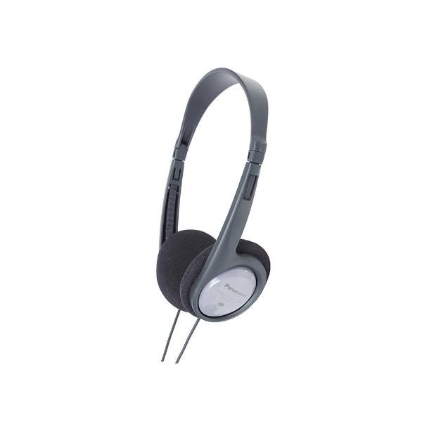 Panasonic RP-HT090E-H Γκρι 5m Ακουστικά Κεφαλής