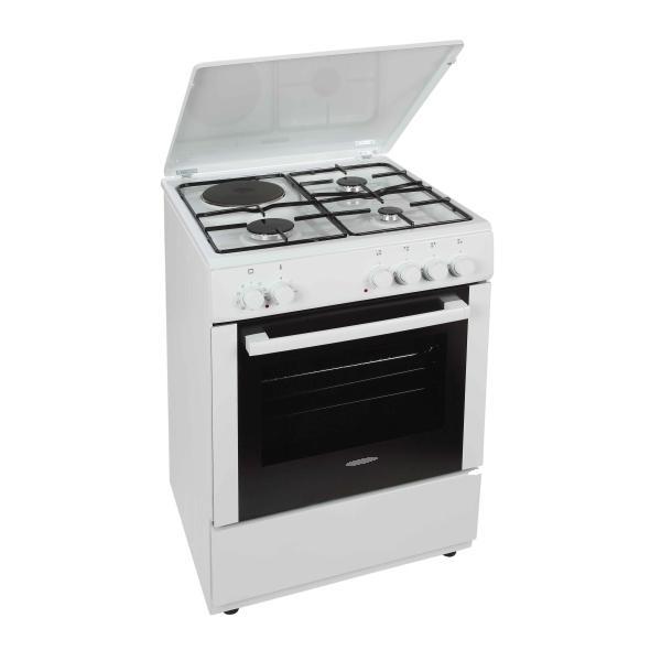 Carad GMW34401 Λευκή 69L Κουζίνα Μικτή