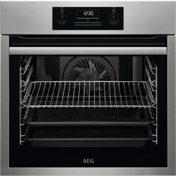 AEG BES 331110M Inox Φούρνος Εντοιχιζόμενος