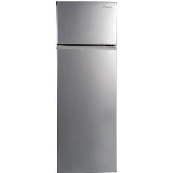 Inventor INVMS240A Silver Ψυγείο Δίπορτο