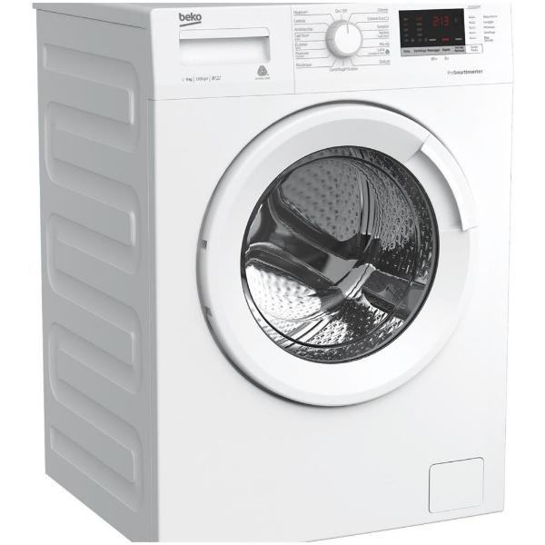 Beko WTX 91232 WI 9Kg Πλυντήριο Ρούχων