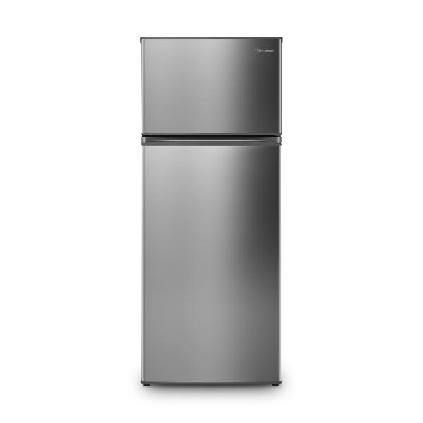 Inventor INVMS207A2I Inox A++ Ψυγείο Δίπορτο