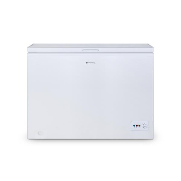 Inventor INVMCF250A2 250L Λευκός Καταψύκτης