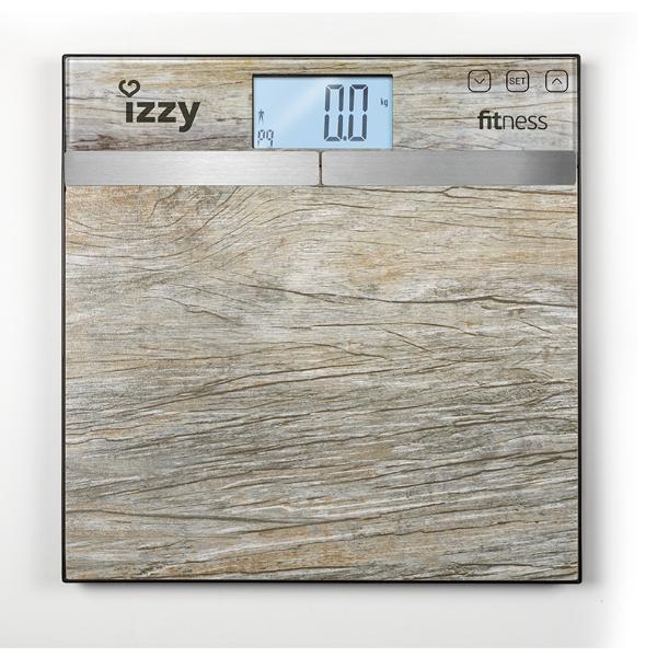 Izzy Fitness Ζυγαριά Μπάνιου