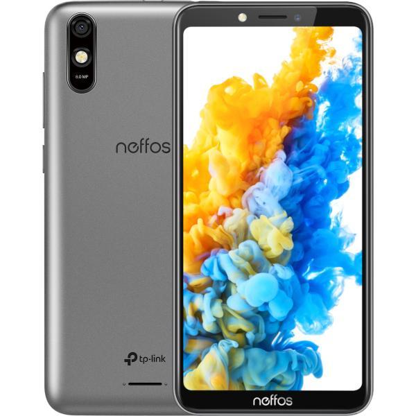 Tp-Link Neffod C7s 4G Grey Κινητό Smartphone
