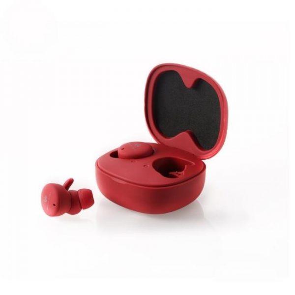 WK BD-330 Red Ακουστικά Bluetooth