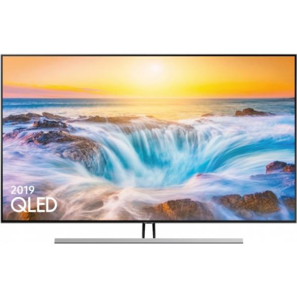 Samsung QE55Q85RAT Τηλεόραση Δορυφορική 4K Smart TV