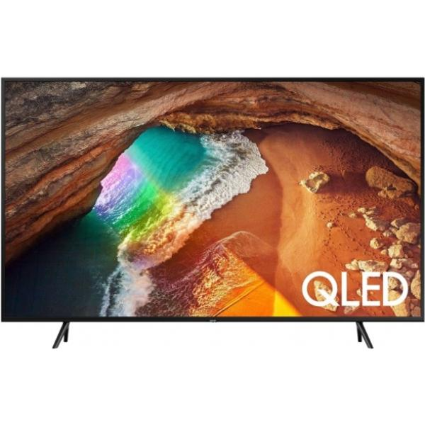Samsung QE55Q60RA Τηλεόραση Δορυφορική 4K Smart TV