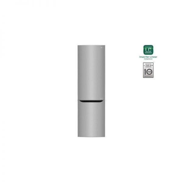 LG GBB60PZGFS Inox A+++ Ψυγειοκαταψύκτης