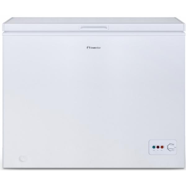 Inventor INVMCF200A2 Λευκός Καταψύκτης