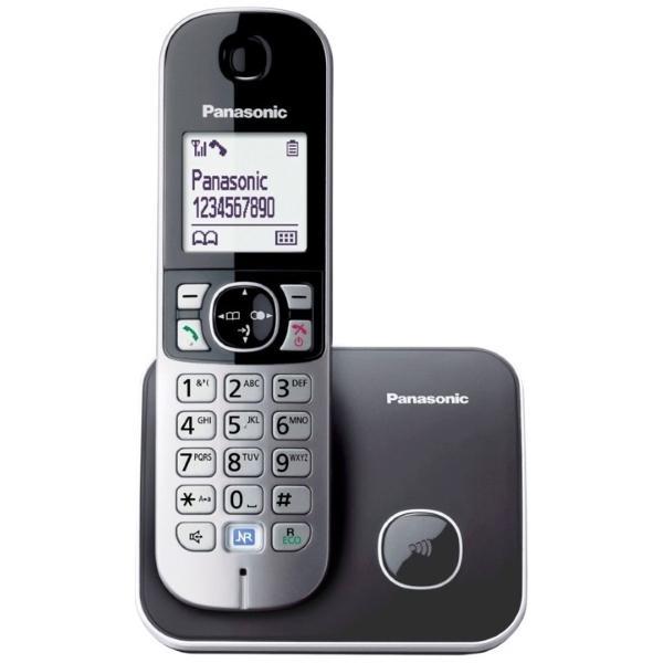 Panasonic KX-TG6811GRM Ασύρματο Τηλέφωνο