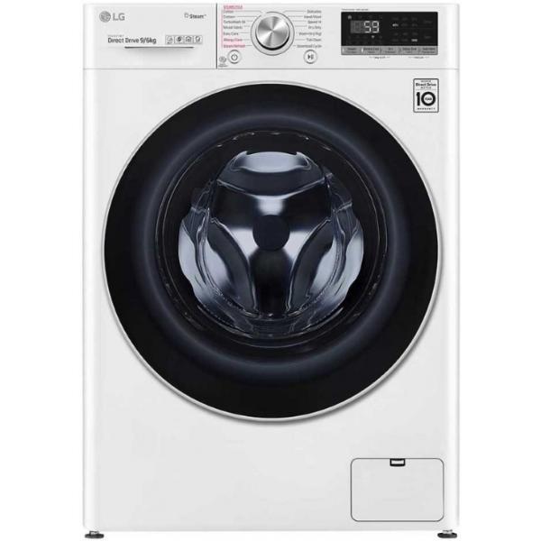 LG F4DV709H1 9Kg/6Kg Πλυντήριο - Στεγνωτήριο