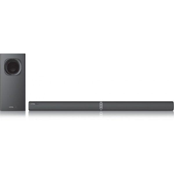 Crystal Audio CASB240 Bluetooth 2-in-1 240 Watt Soundbar
