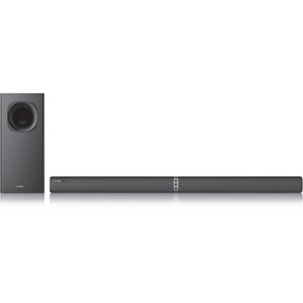 Crystal Audio CASB240 Bluetooth 2-in-1 240 Watt Soundbar