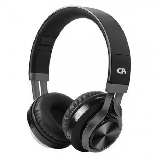 Crystal Audio OE-02-K Black-Gunmental Κεφαλής Ακουστικά Hands Free