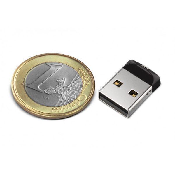 Sandisk SDCZ33-016G-G35 Cruzer Fit USB 2.0 16GB USB Stick