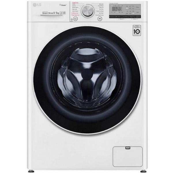 LG F4DV408S0E 8Kg/5Kg Πλυντήριο - Στεγνωτήριο