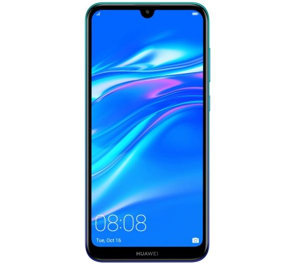 Huawei Y7 2019 DS Midnight Black Κινητό Smartphone