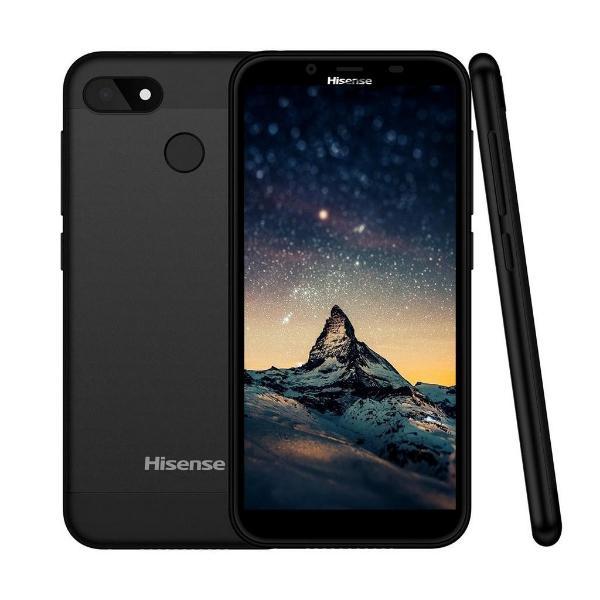 Hisense F17 Pro 4G 2GB/16GB Black Κινητό Smartphone