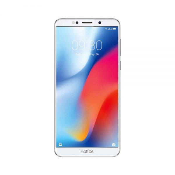 Tp-Link NEFFOS C9 4G Silver Κινητό Smartphone