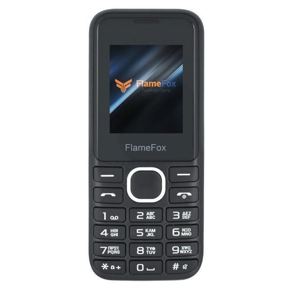 FlameFox Easy3 Dual Sim 1.77 Κινητό Τηλέφωνο