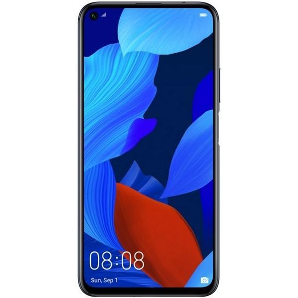 Huawei L61A NOVA 5T BLACK Κινητό Smartphone