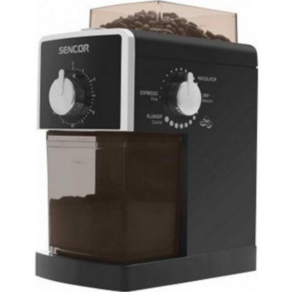 Sencor SCG 5050BK Μαύρο Μύλος Άλεσης Καφέ