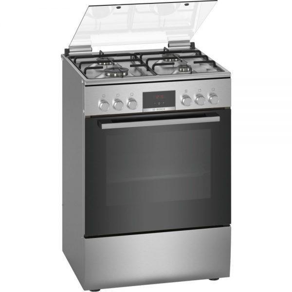 Bosch HXR390D50 Inox Κουζίνα Μικτή
