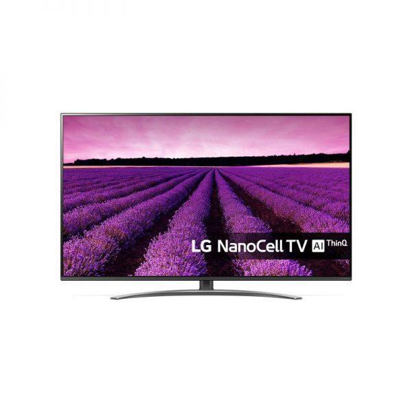 LG 49SM8200PLA.AEU Τηλεόραση Δορυφορική 4K Smart TV